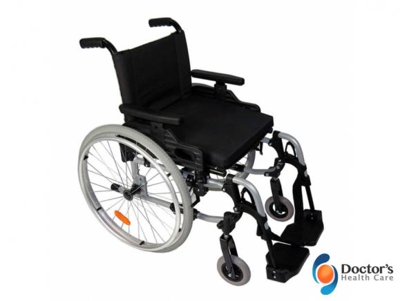Foto Miniatura Mobilidade Cadeira de Rodas com Apoio de Panturrilha M1 Venda e Locação