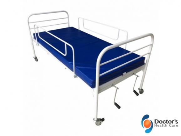 Foto Miniatura Mobilidade Cama Hospitalar Manual - Santa Luzia Venda e Locação