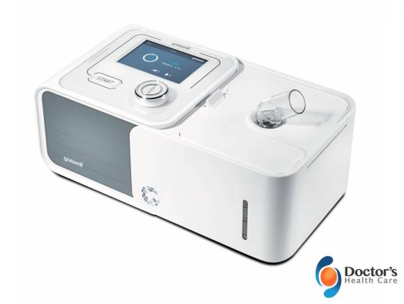 Foto Miniatura CPAP CPAP Yuwell Automático Venda e Locação