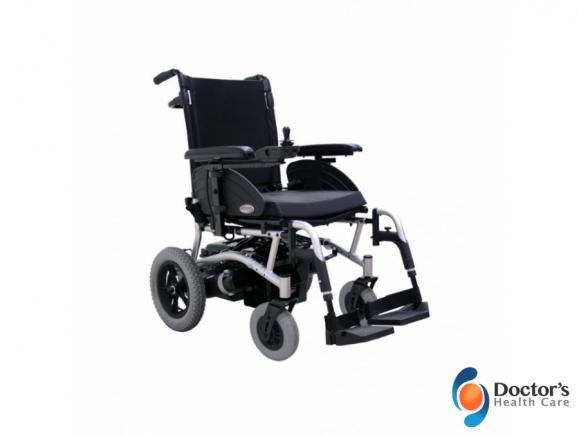 Foto Miniatura Mobilidade Cadeira de Rodas Motorizada Venda e Locação
