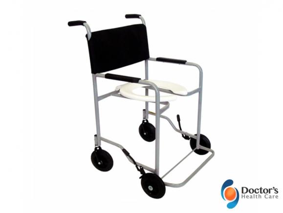 Foto Miniatura Mobilidade Cadeira De Banho Semi Obeso Venda e Locação