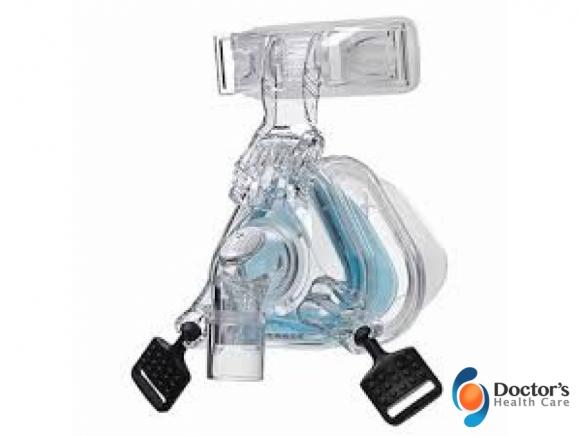 Foto Miniatura Máscaras Máscara Nasal Confort Gel Blue Venda e Locação