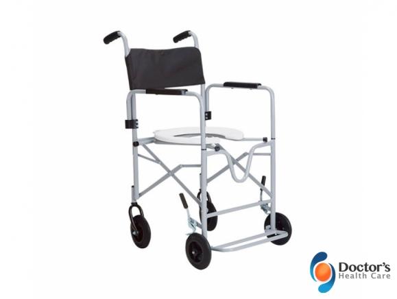 Foto Miniatura Mobilidade Cadeira De Banho Dobrável Venda e Locação